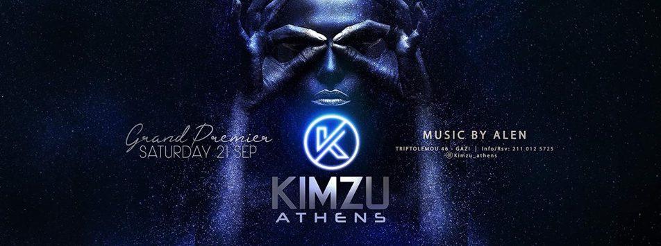 Kimzu Athens